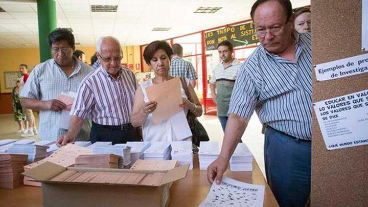 Casi 7.600 efectivos velan por la seguridad de los madrileños en la jornada electoral