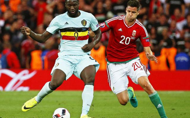 Bélgica - Hungría