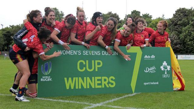 Selección española femenina de rugby 7
