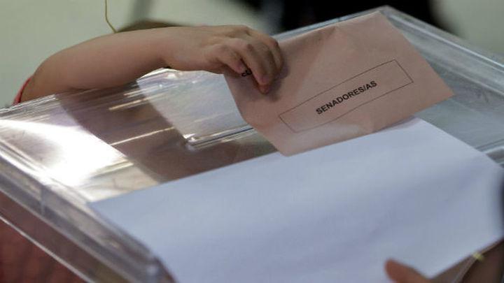 La participación cae siete puntos a las 18.00 horas, con un 51,21%
