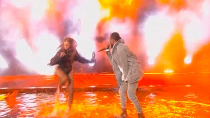 Beyoncé y Prince, reyes de los premios BET