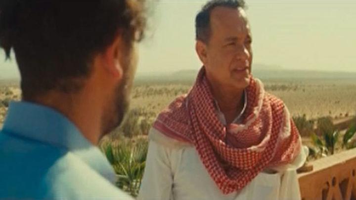 Tom Hanks regresa a los cines con la comedia 'Esperando al rey'