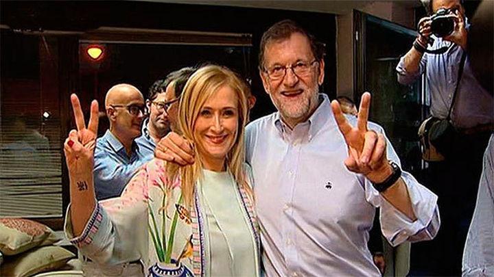 El PP gana en 170 de los 179 municipios de la Comunidad de Madrid