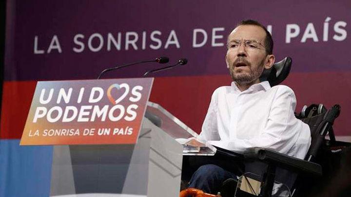 Podemos no hace autocrítica y avisa de que no apoyará un acuerdo de PSOE y Ciudadanos