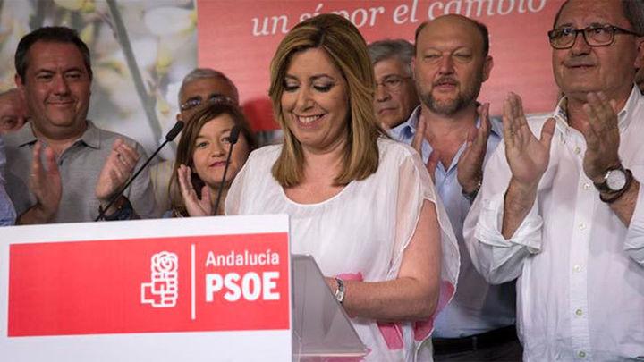 """Susana Díaz dice que deben """"aceptar"""" los resultados y """"actuar en consecuencia"""""""