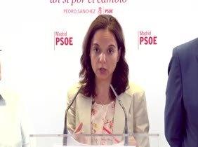 La Ejecutiva del PSOE-M satisfecha con los resultados electorales