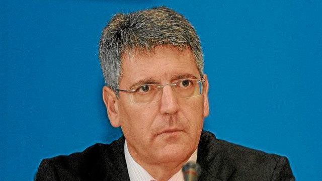Emilio Monteagudo, exjefe de la Policía Municipal de Madrid