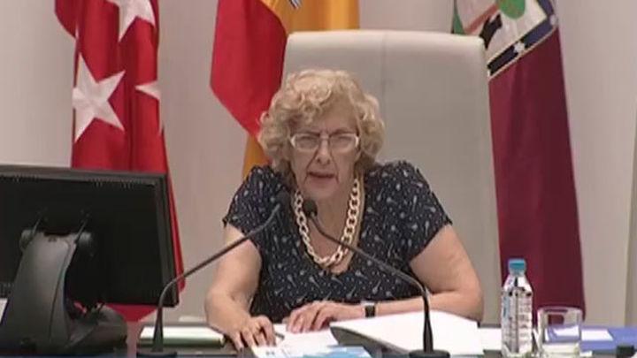 El Ayuntamiento de Madrid reduce la deuda en 923 millones de euros en 2016