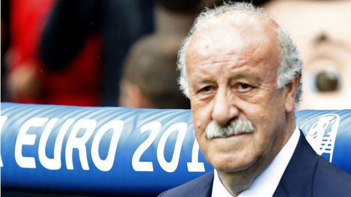 """Del Bosque: """"El 31 de julio dejaré de ser seleccionador, es irrevocable"""""""