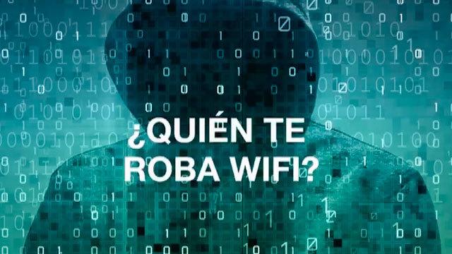 ¿Te están robando el wifi?