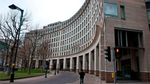 La sede actual de la Agencia Europea del  Medicamento