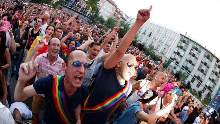208 personas atendidas y 124.000 kilos de residuos, balance del Orgullo Gay