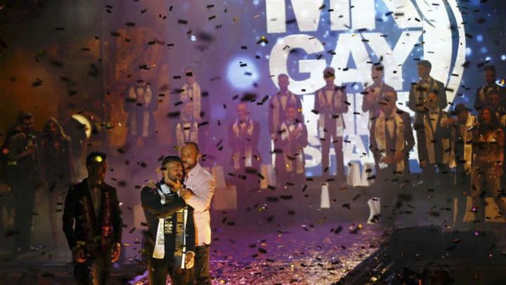 Cándido Arteaga, representante de Tenerife, se convierte en Mr. Gay España 2016