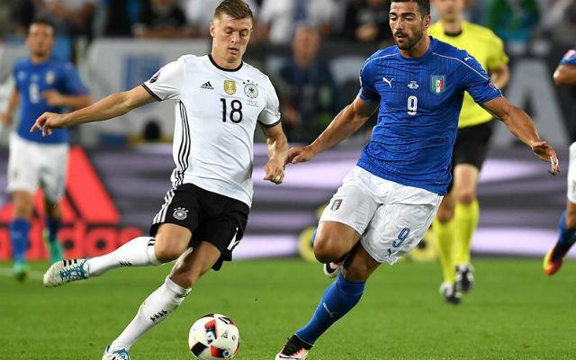 Alemania, 1 - Italia, 1 (6-5)