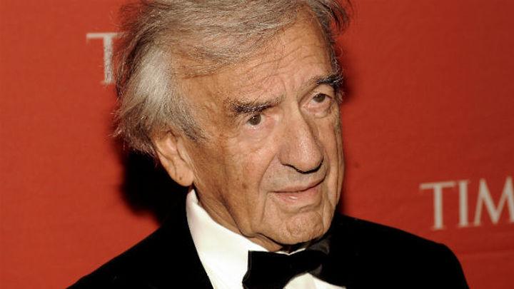 Muere en Nueva York el premio nobel Elie Wiesel, voz del Holocausto judío