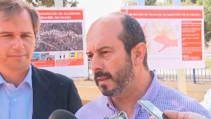 """La Comunidad reprocha al Ayuntamiento """"improvisación y falta de información"""" sobre el cierre de Gran Vía"""