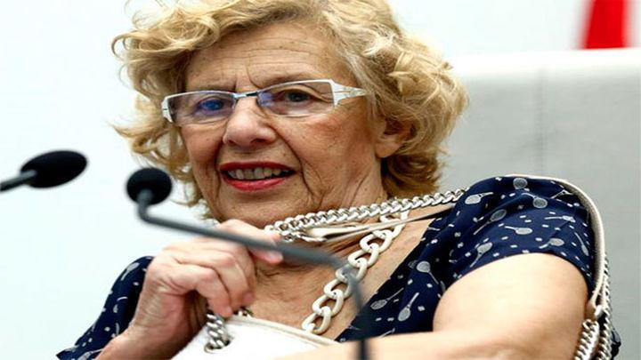 Carmena quiere poner en marcha una nueva figura 'político-policial' en Madrid