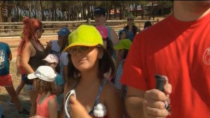 La ONCE lanza sus campamentos de verano