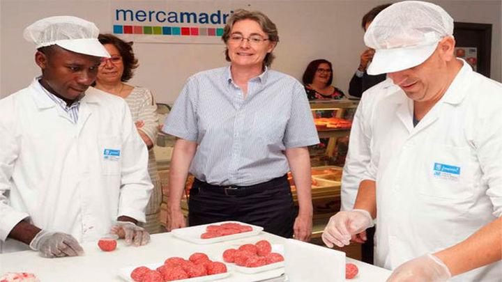 Mercamadrid y la Agencia municipal para el Empleo forman para el sector alimentario