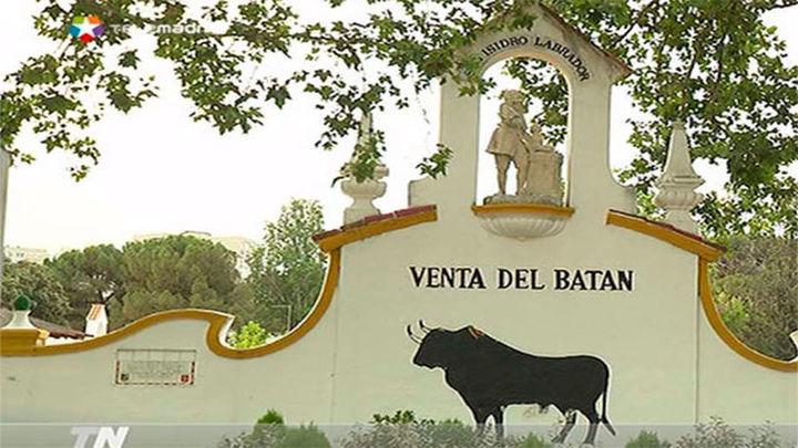 La Venta del Batán albergará la Escuela de Tauromaquia de Madrid