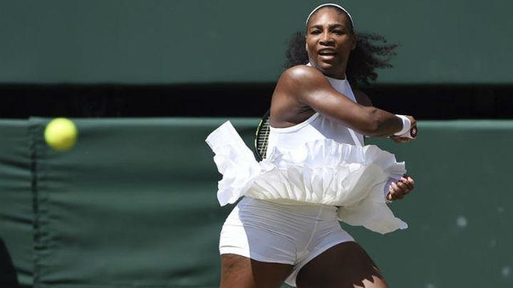Wimbledon: Serena Williams-Kerber, final femenina