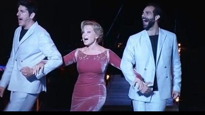 Un musical con Paloma San Basilio abre el Festival de Mérida
