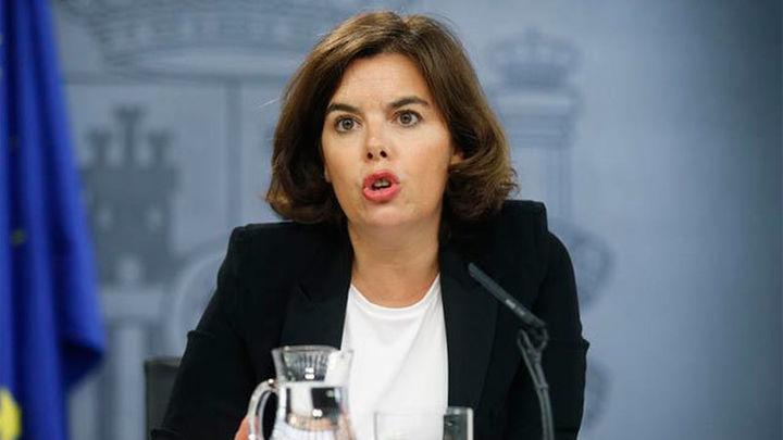 """Santamaría: """"Una investidura fallida es el paso más claro hacia unas terceras elecciones"""""""