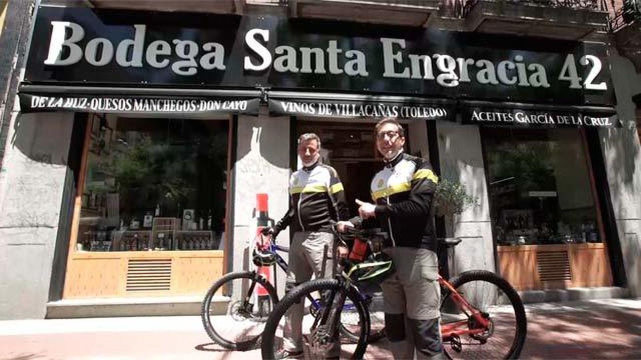 Bodega Santa Engracia, las más antiguas de Madrid