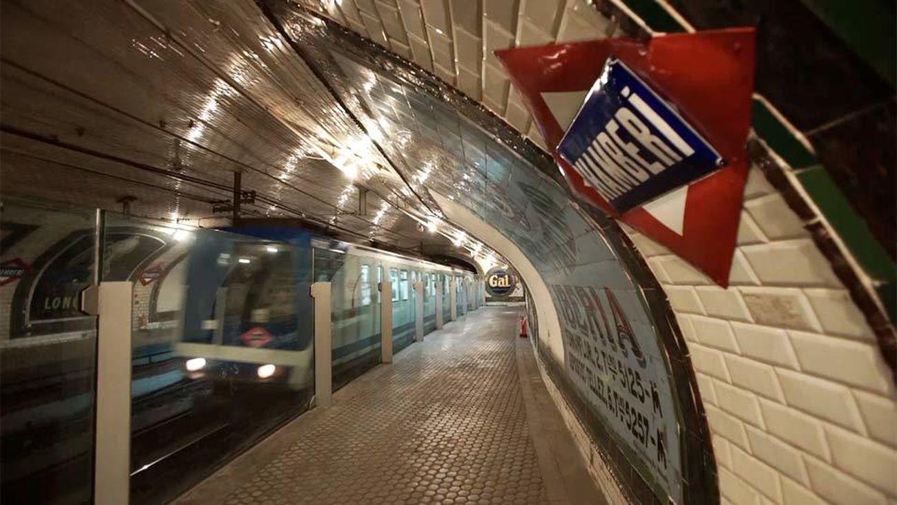 Chamberí, la estación de metro fantasma