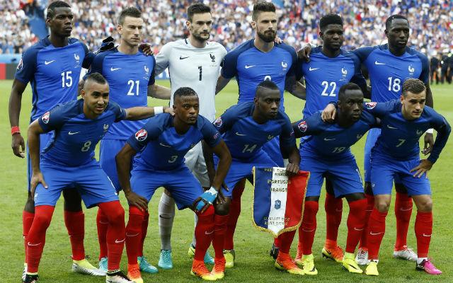 El 'Once' de Francia