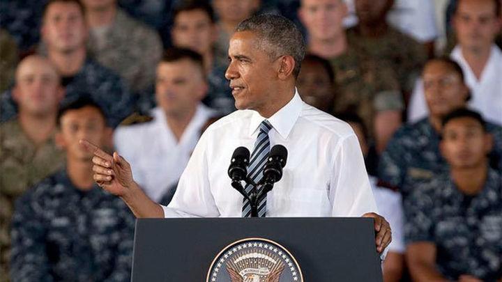 Obama agradece a Felipe VI el trato recibido de las autoridades y el pueblo de España