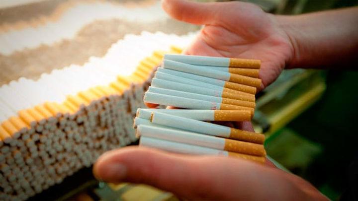 Incautadas 39 toneladas de tabaco de contrabando que iba a ser distribuido en España