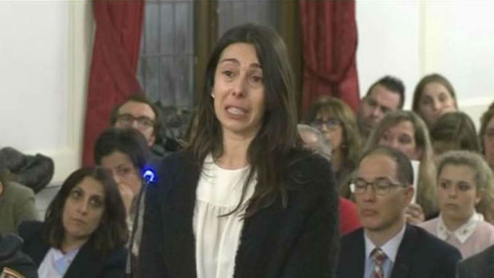 Raquel Gago, condenada a 12 años por complicidad en el asesinato de Isabel Carrasco