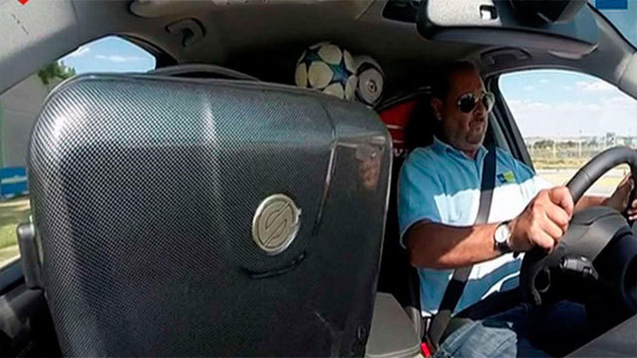 Sobrecargar el vehículo, aumenta el riesgo de accidente al volante