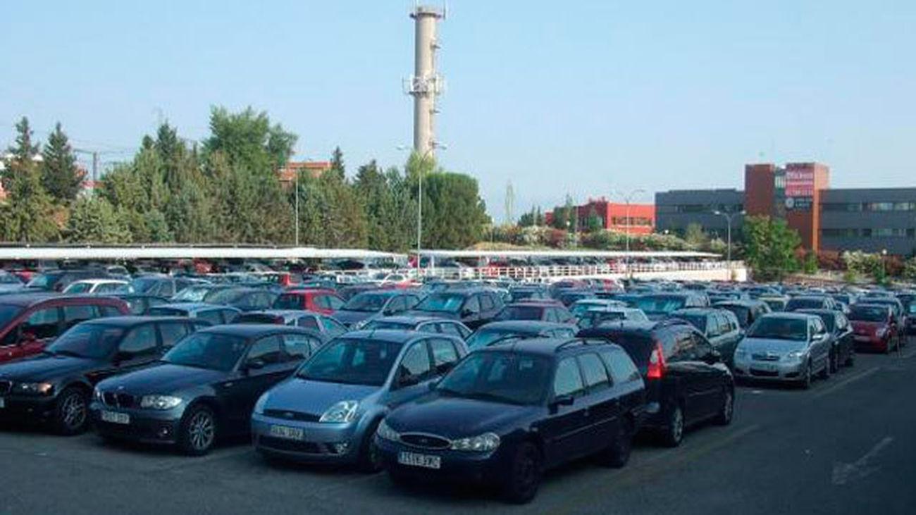 Aravaca, Mar de Cristal y Barajas, emplazamiento de los nuevos aparcamientos disuasorios