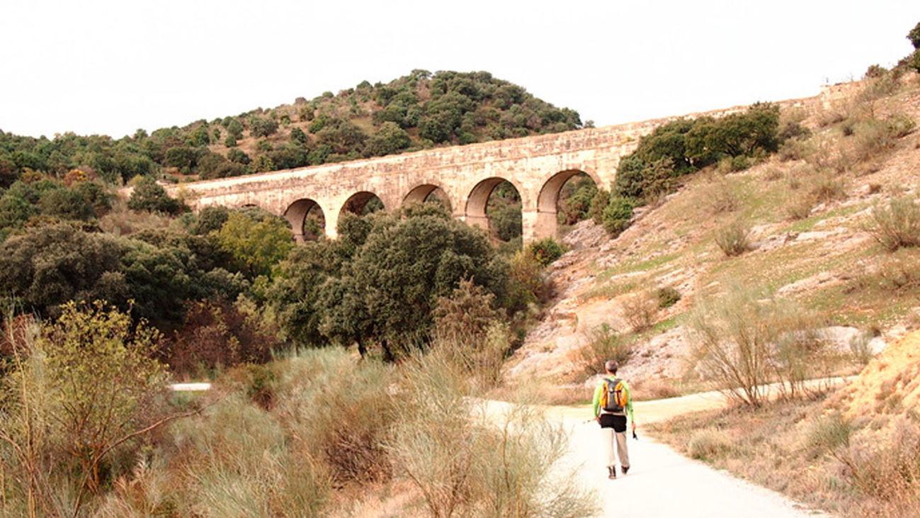 San Agustín de Guadalix: La ruta de los acueductos