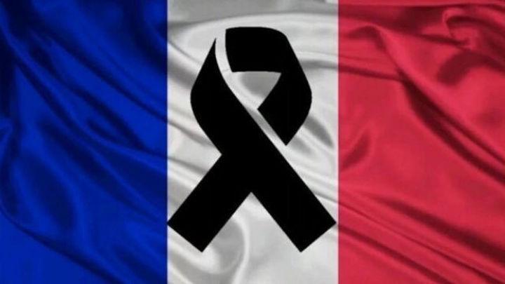 El mundo del deporte se une al dolor de Francia