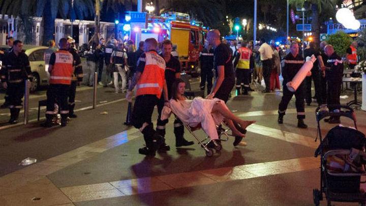 Siguen en estado crítico 19 de los 70 hospitalizados por atentado en Niza