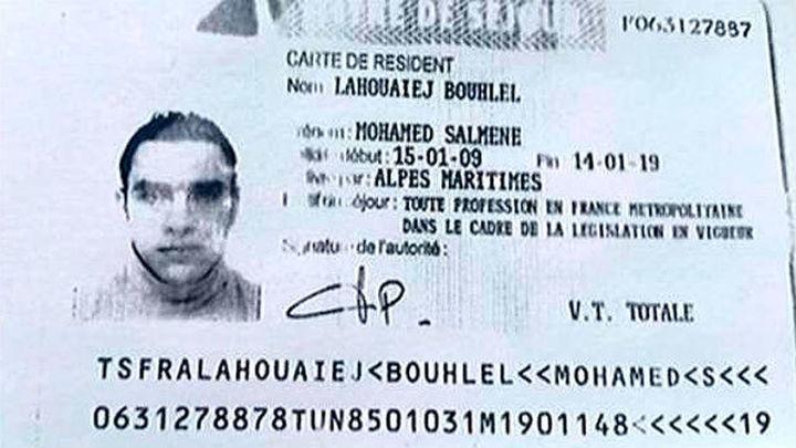 El autor de la matanza es un tunecino de 31 años residente en Niza