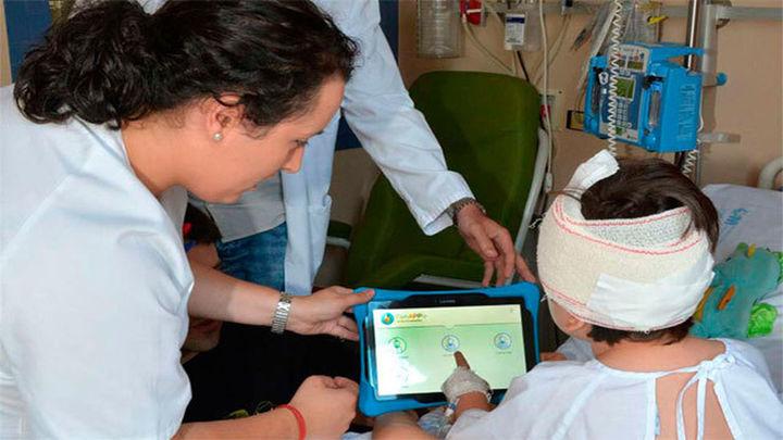 El Niño Jesús diseña aplicación informática que mide el dolor en los niños