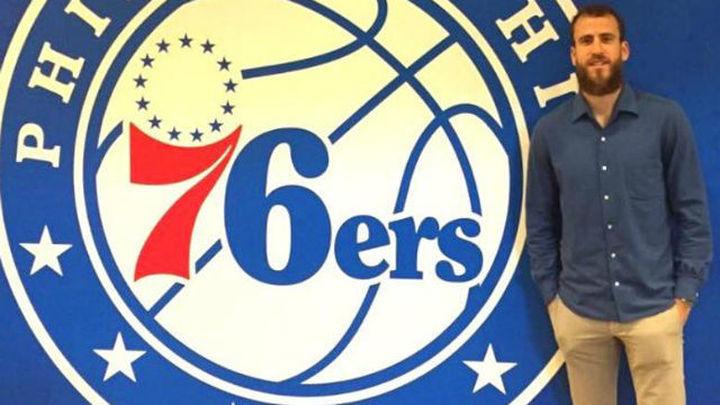 """Sergio Rodríguez: """"Quiero seguir varios años en la NBA"""""""