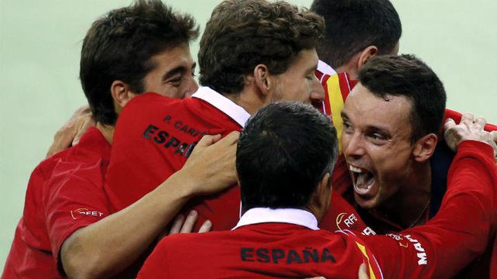 Valencia, sede de los cuartos de final de la Copa Davis ante Alemania