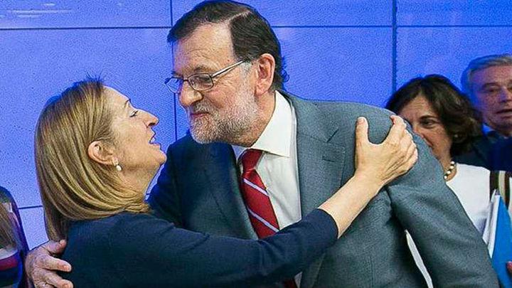 Ana Pastor candidata del PP para presidir el Congreso