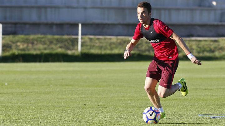 Vrsaljko y Schiappacasse ya se entrenan con el Atlético