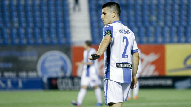 هدف ليغانيس الأول في ريال مدريد