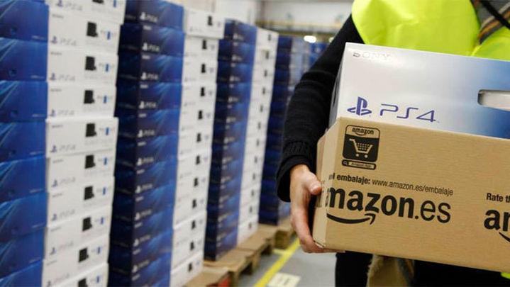 Trescientos puestos de trabajo en Madrid se ofertarán en la feria de empleo Amazon Career Day