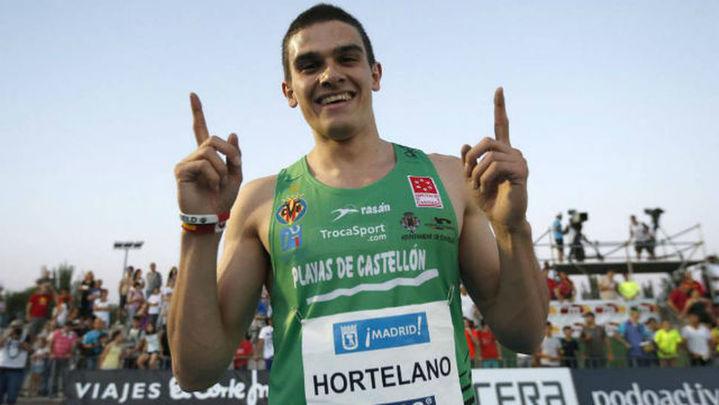 Bruno Hortelano se enfrentará a Bolt este viernes en Londres
