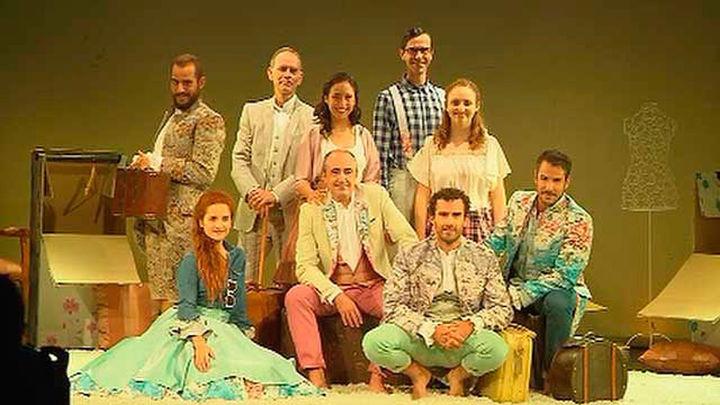 'Los desvarios del Veraneo', comedia de enredos en el Teatro Infanta Isabel