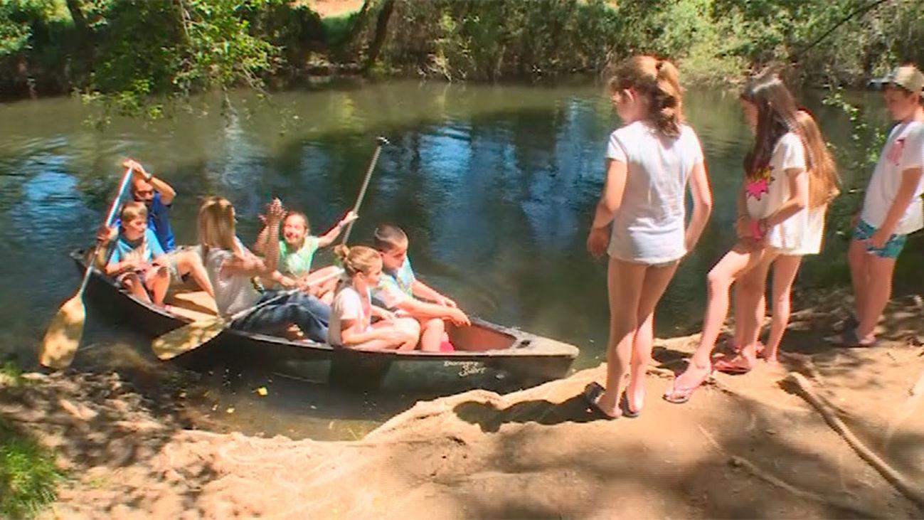 Talamanca del Jarama: Una Granja-Escuela bilingüe junto al río