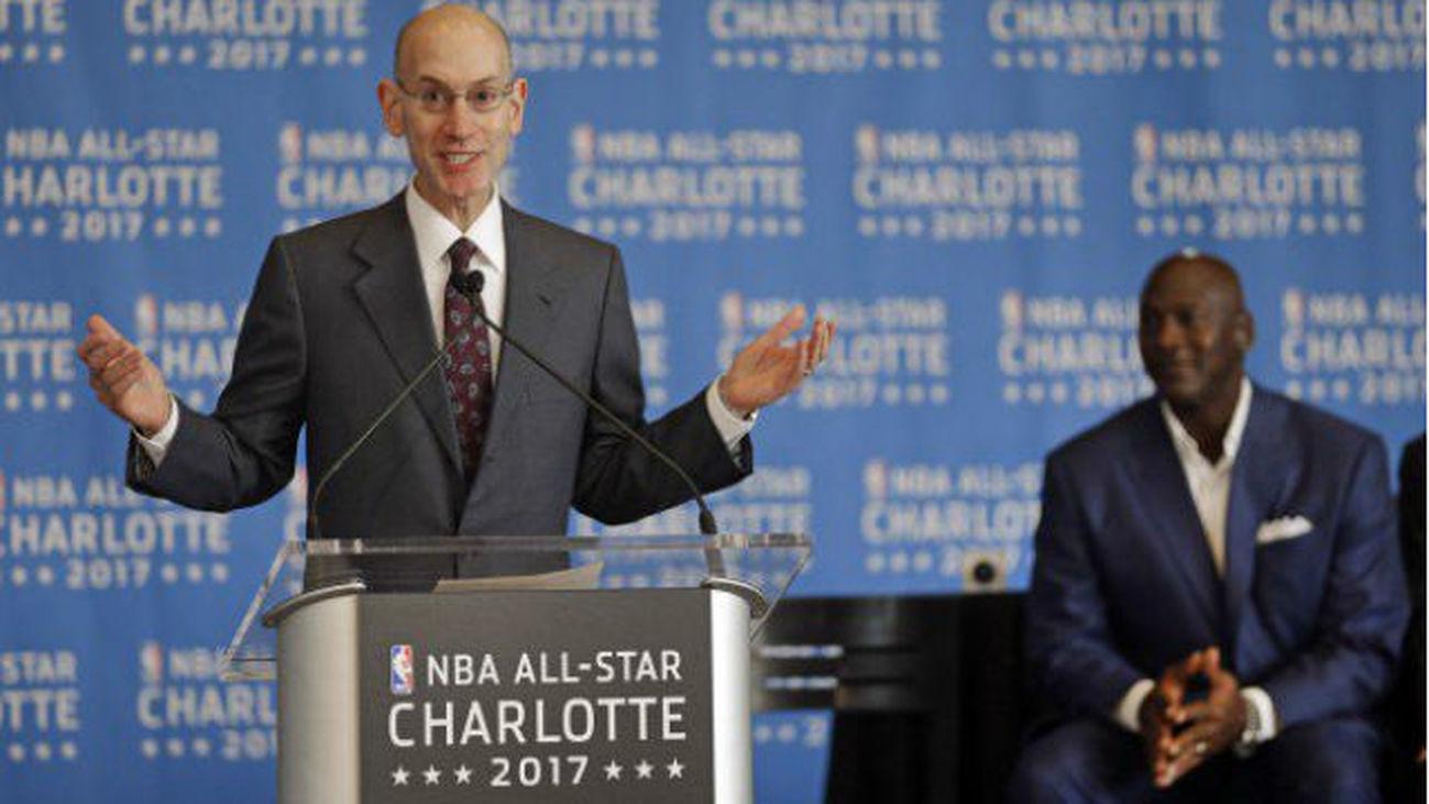 Presentación del All Star de Charlotte